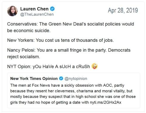 2019_04 28 NYT sexist AOC