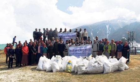 2019_04 Nepal Everest