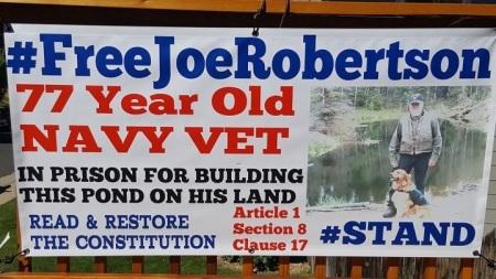 Free Joe Robertson