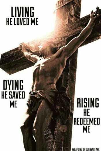 Living He Loved Me