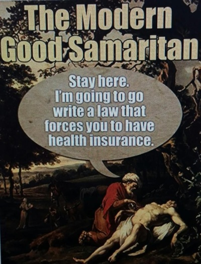 Modern Good Samaritan