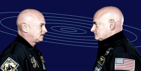 NASA twins