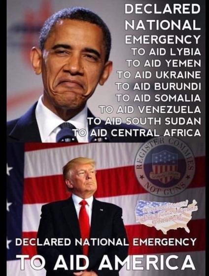 National emergencies