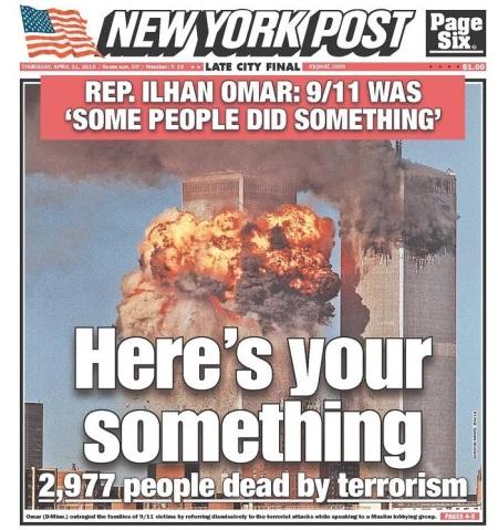 NY Post 9-11 something