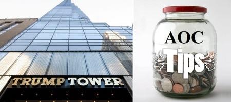 trump tower AOC TIPS