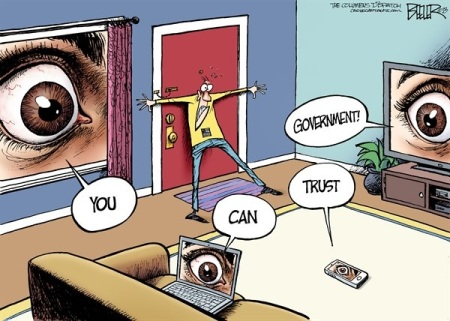 You can trust govt toon