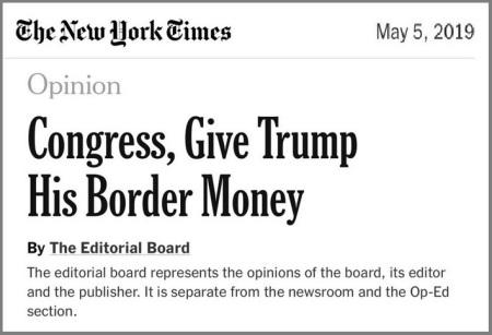 2019_05 05 NYT border