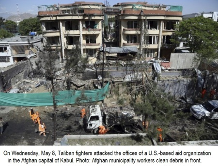 2019_05 08 Kabul bombing