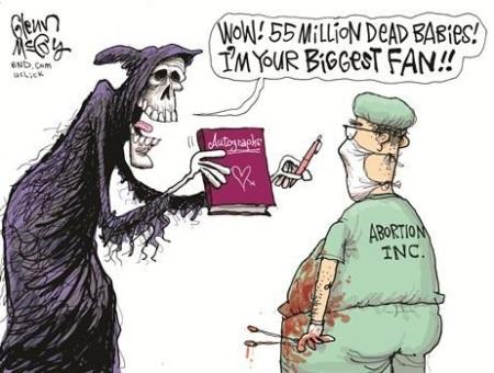 abortion satire
