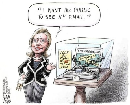 Clinton transparency NOT