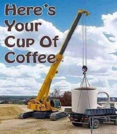 COFFEE huge