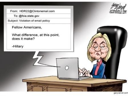 Hillary FOIA