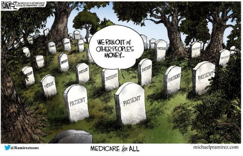 Medicare for all by Ramirez