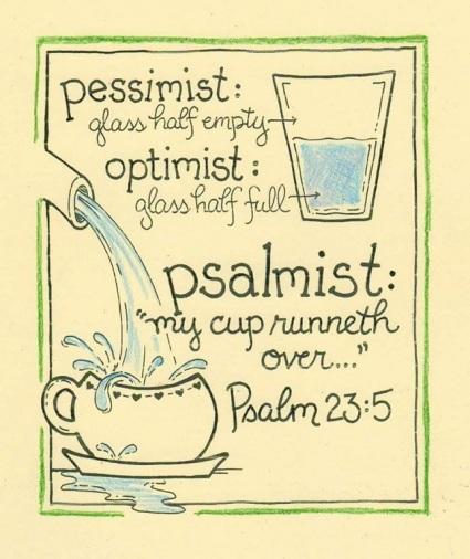 psalmist cup