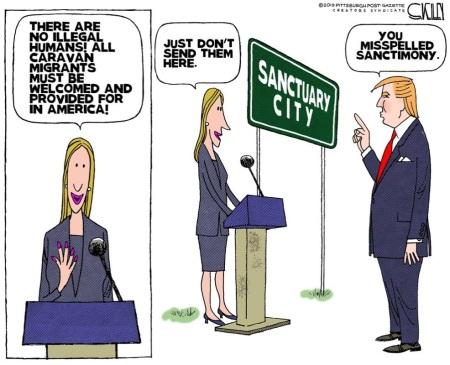 Sanctimony City