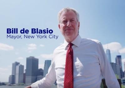 2020 de Blasio