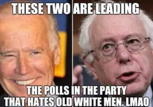 2020 Old White Men
