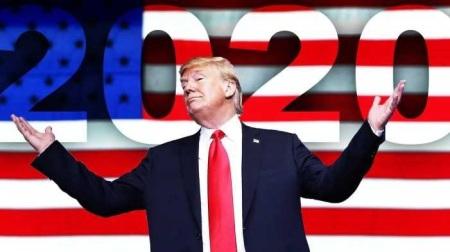 2020 Trump meh