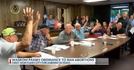 Abortion sanctuary