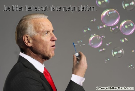 Biden bubbles by terrell
