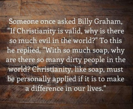 Christianity soap