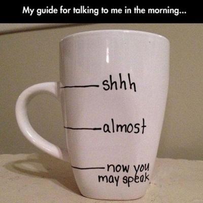 coffee speaks