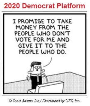 Dilbert Democrat platform