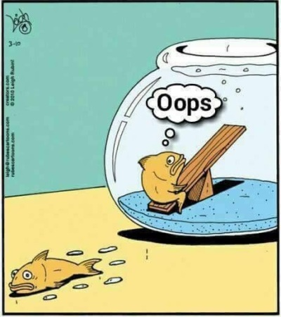 FISH oops