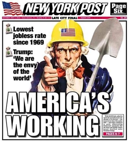 NYPost Trump economy
