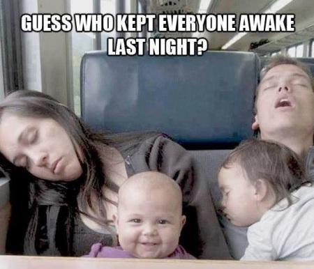 PARENTING awake