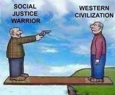 SJW vs Western Civ