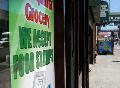 trump economy food stamps