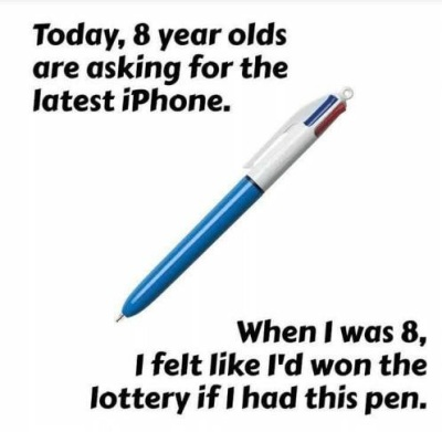when I was 8