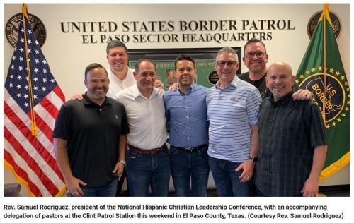 border pastors