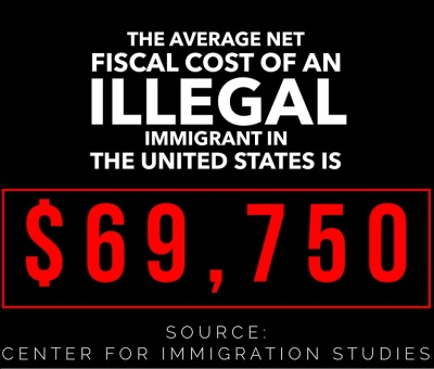 cost of illegal