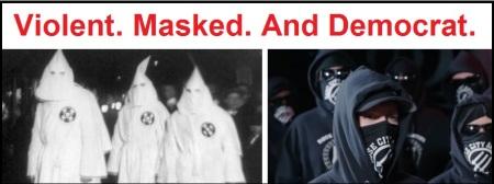 Democrat masks