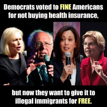 Democrats health insurance
