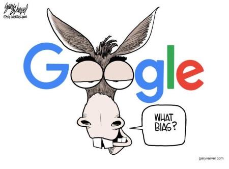 Google what bias