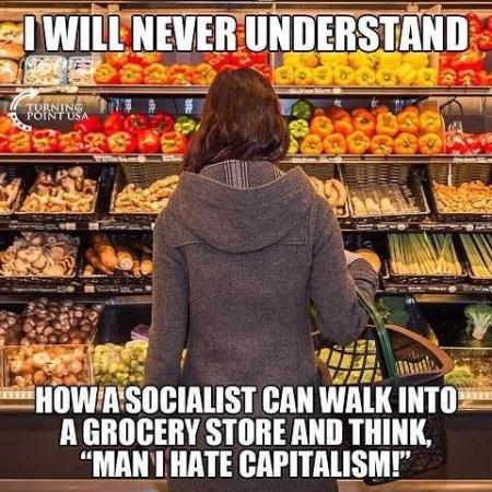 grocery socialism