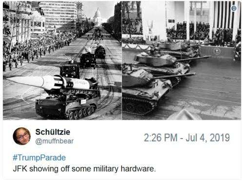 JFK hardware