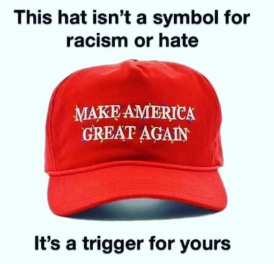 MAGA trigger