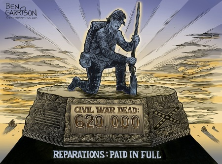 Reparations paid in full