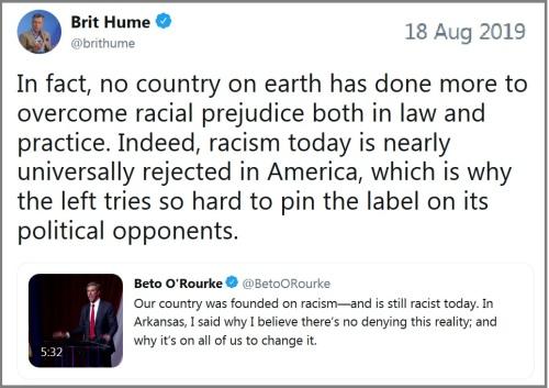 2019_08 18 Beto racism