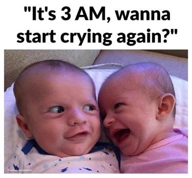 BABY b 3 am