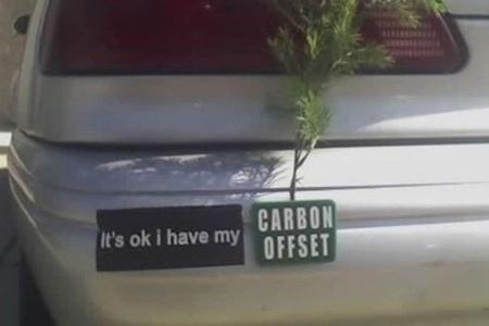 carbon offset bs