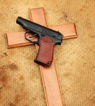 catholic gun