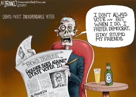 dead voter by Branco