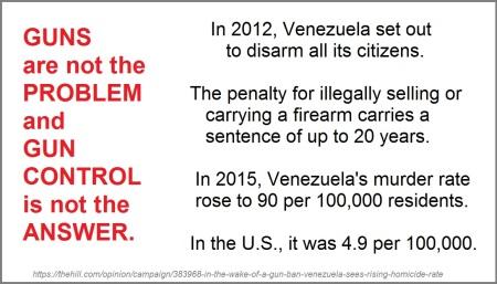GUNS venezuela