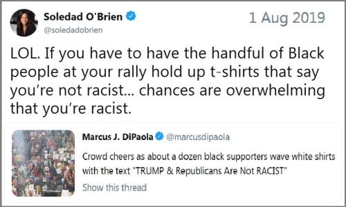 Soledad tweet