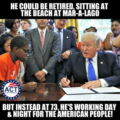 trump could retire